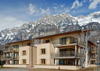 Resort Walensee, Quarten, Eastern Switzerland, Switzerland