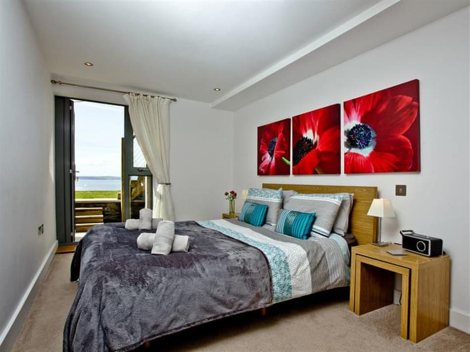 Bedroom in 4 Ocean Point, Saunton & Braunton