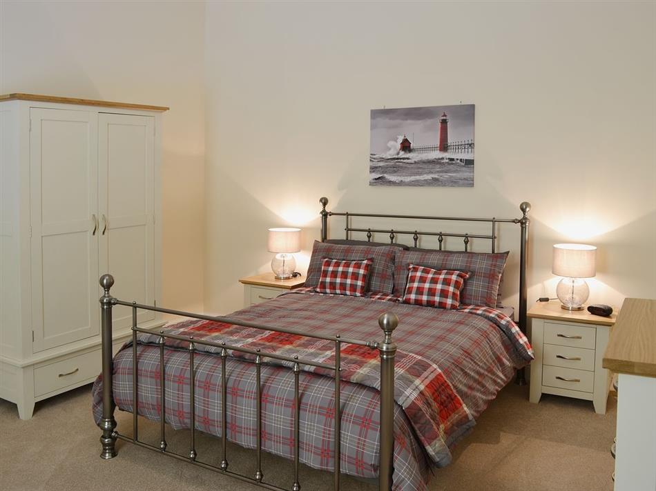 Bedroom in Admirals Rest, Cromer