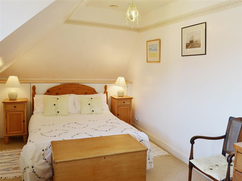 Bedroom in Bag End, West Heslerton Nr Filey