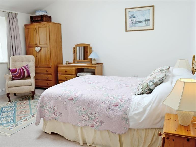 Bedroom in Barnside, Gamblesby