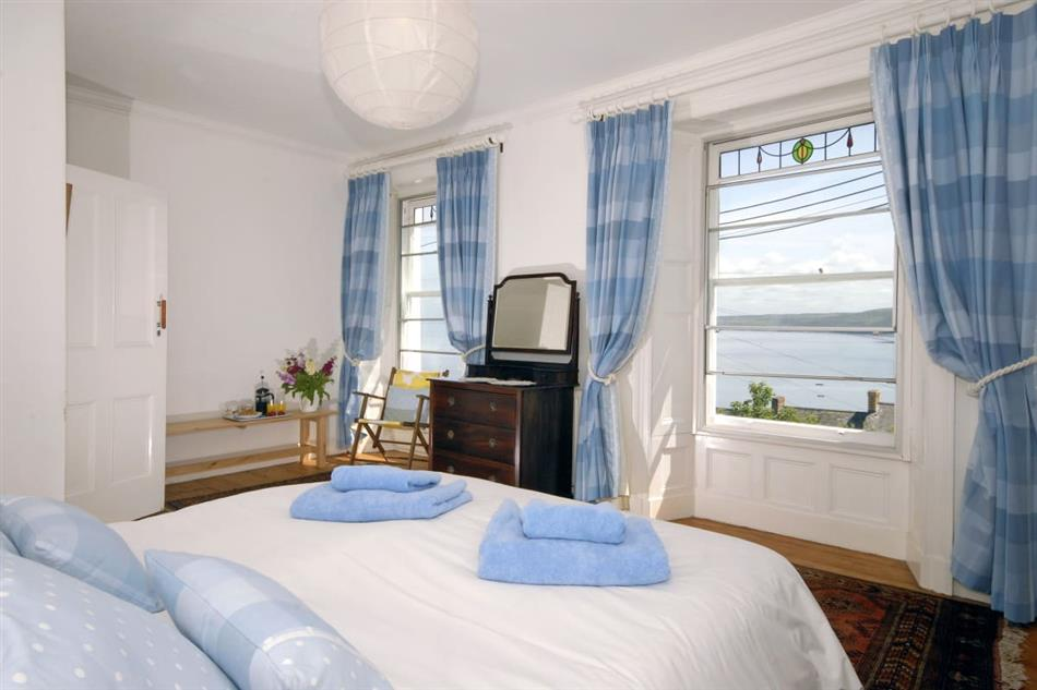 Bedroom in Bronwydd, Newquay