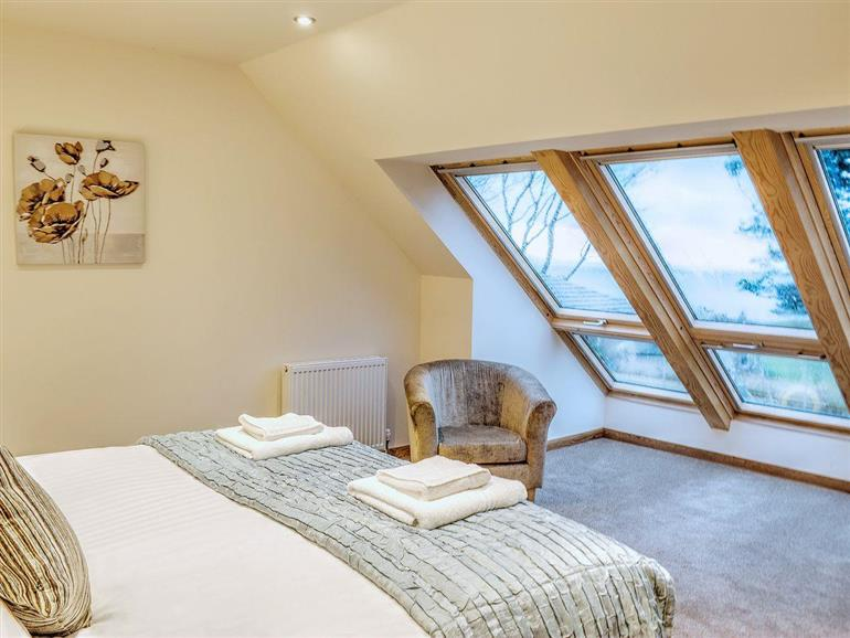 Bedroom in Cardy, Lundin Links near Anstruther