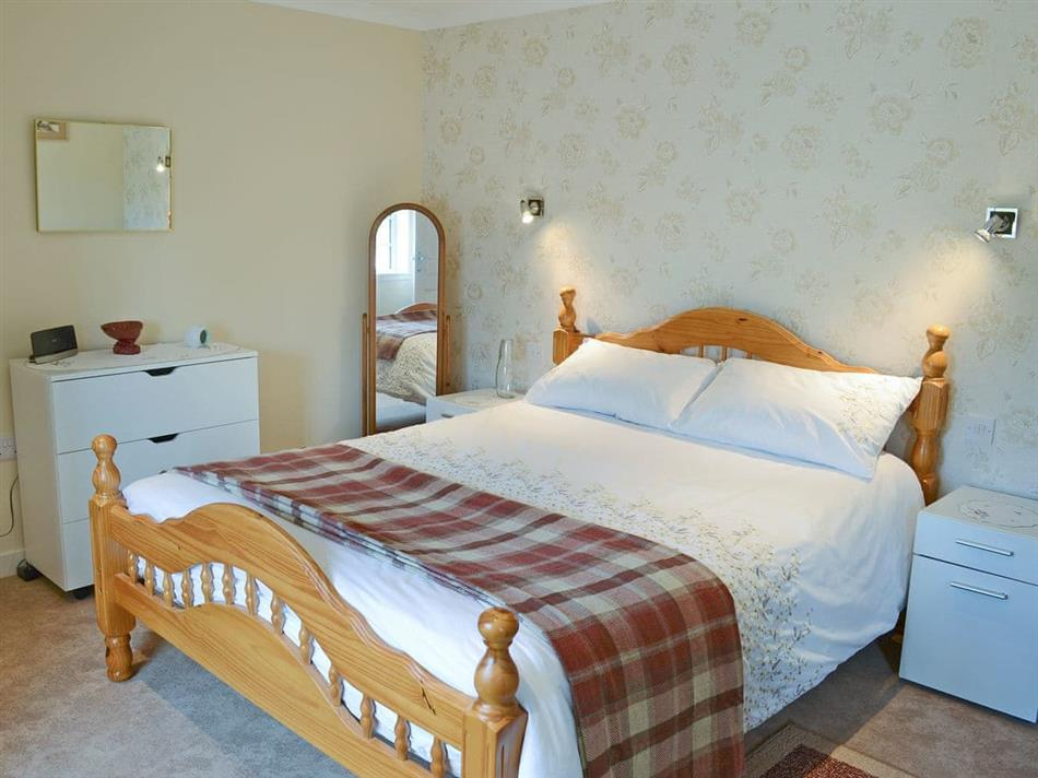 Bedroom in Harland Cottage, Castletown, near Thurso