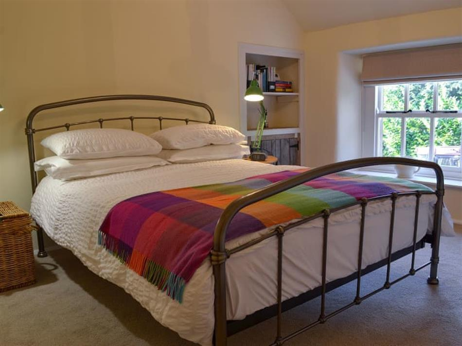 Bedroom in Laurel Cottage, Youlgreave, near Bakewell