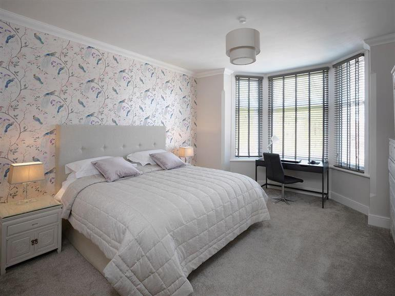 Bedroom in Paramount Apartments - Apartment 3, Lytham St Annes