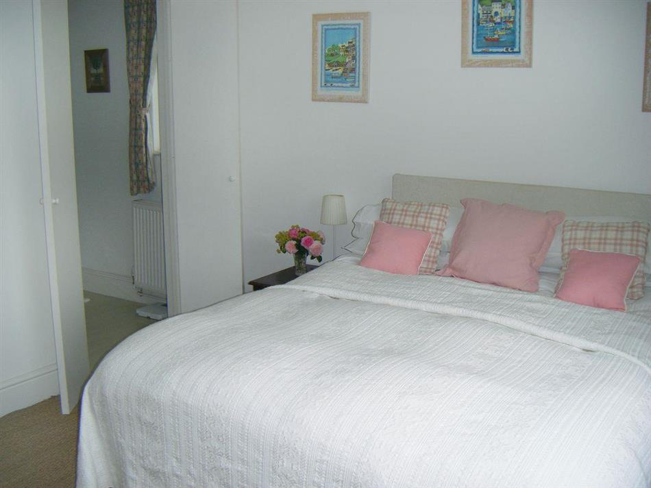 Bedroom in Rofford Lodge, Yarmouth, Isle of Wight