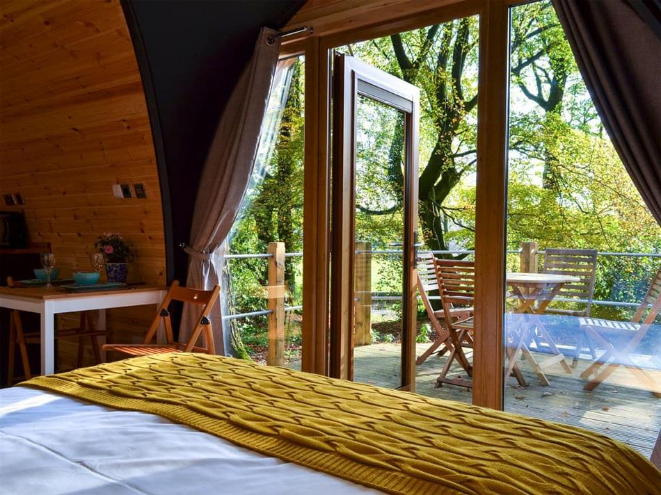 Bedroom in The Woodland Glade - Oak, Cow Ark, near Clitheroe