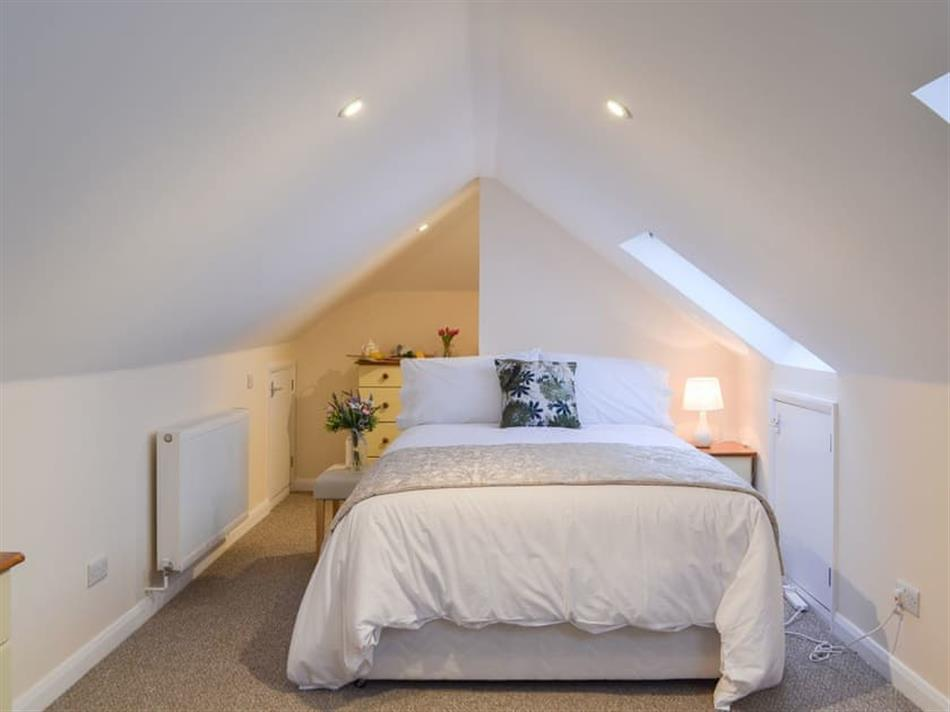 Bedroom in Windmill Cottage, High Salvington, near Worthing