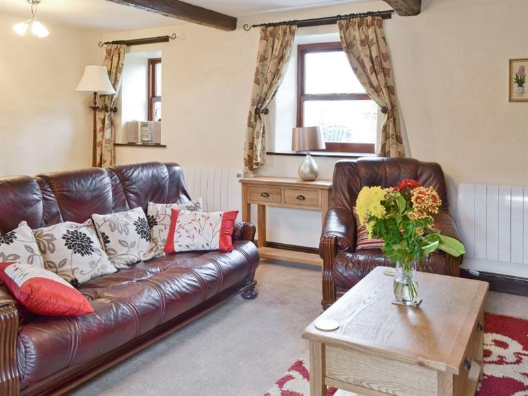Living room in Addison Cottage, Crosby Ravensworth near Appleby