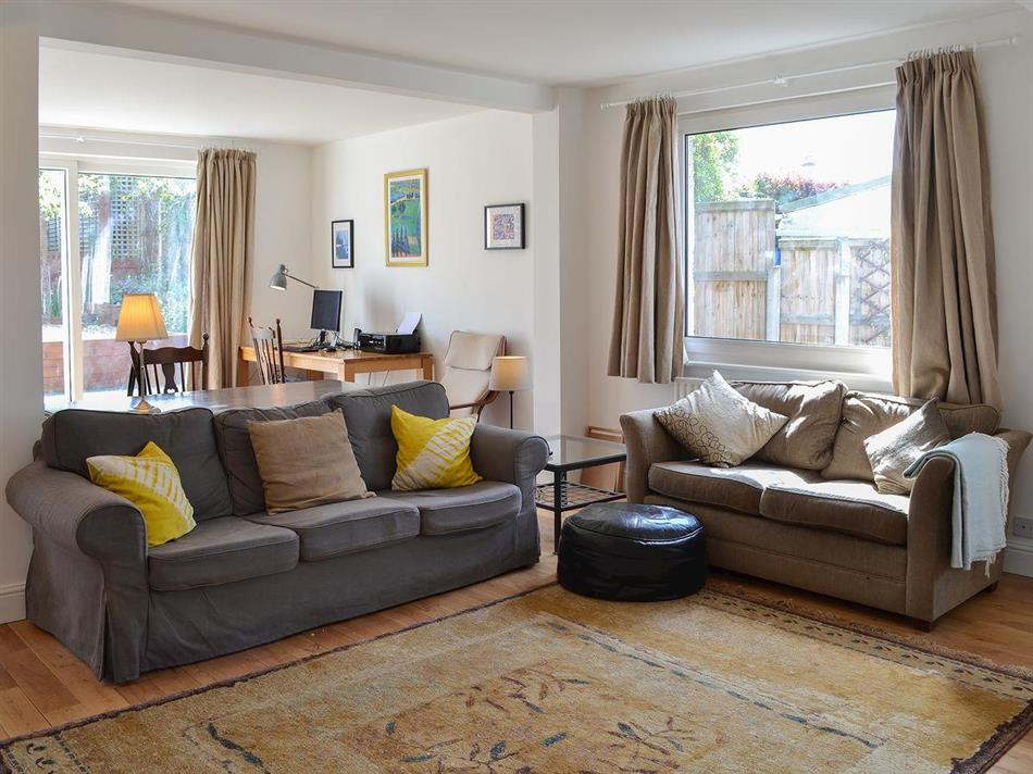 Living room in Bay Crest, Whitstable