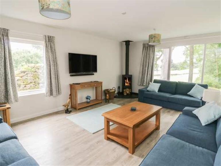 Living room in Beech - Woodland Cottages, Bowness-on-Windermere