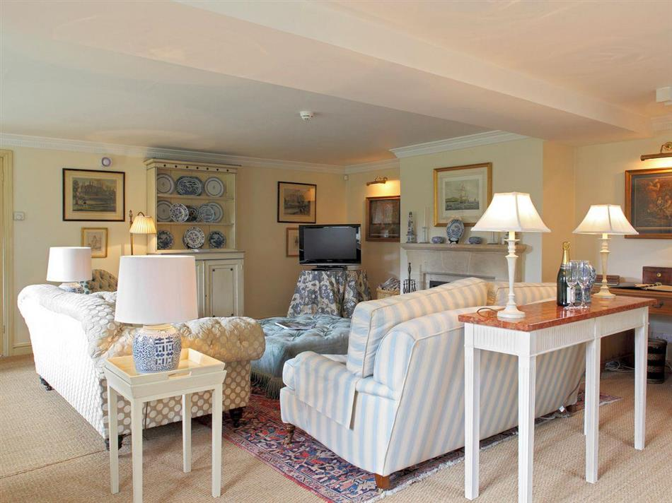 Living room in Bruern Holiday Cottages - Bookers, Bruern, near Chipping Norton