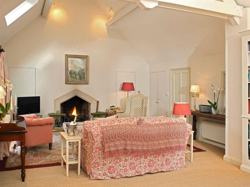 Living room in Bruern Holiday Cottages - Cope, Bruern, near Chipping Norton