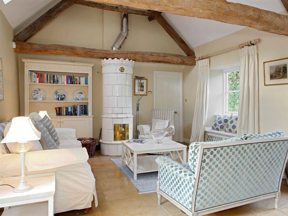 Living room in Bruern Holiday Cottages - Shipton, Bruern, near Chipping Norton