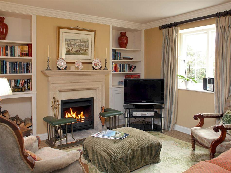 Living room in Bruern Holiday Cottages - Wychwood, Bruern, near Chipping Norton