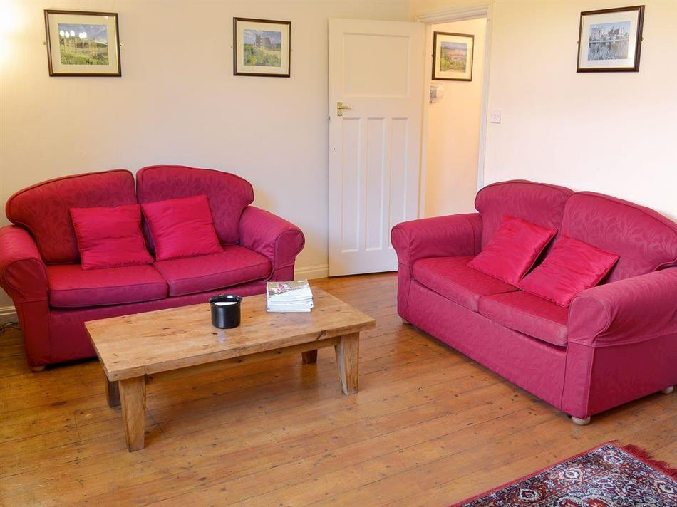 Living room in Burnswark Cottage, Glossop