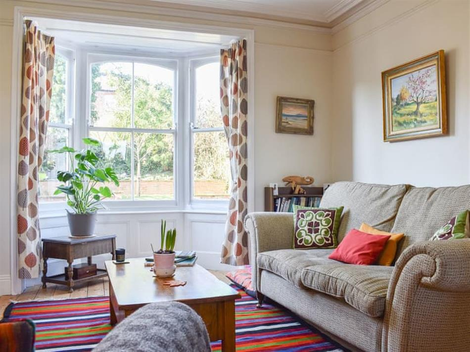 Living room in Dales Pause, Bedale, near Northallerton