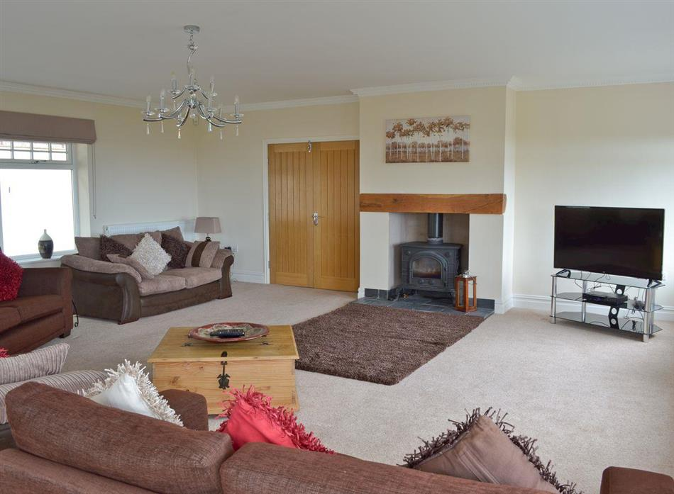 Living room in Gorse Hill, Prestatyn