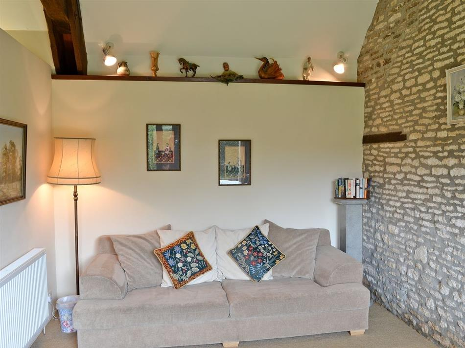 Living room in Orchard View, Colerne near Chippenham