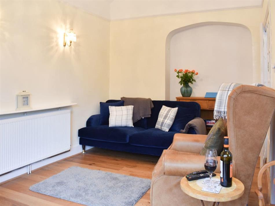 Living room in The Cottages by the Sea - The Cottage by the Sea, Littlehampton, near Arundel