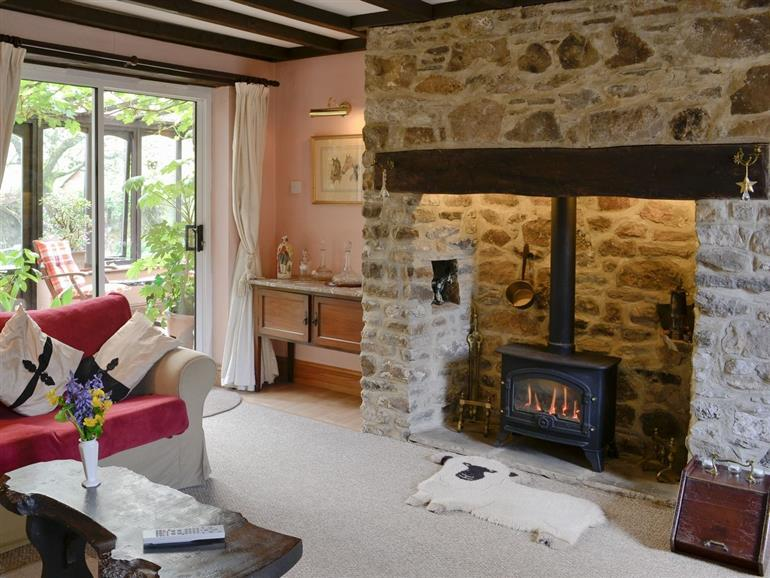 Vine Barn (Ref : 3660) in Bellerby, Nr Leyburn - cottage ...