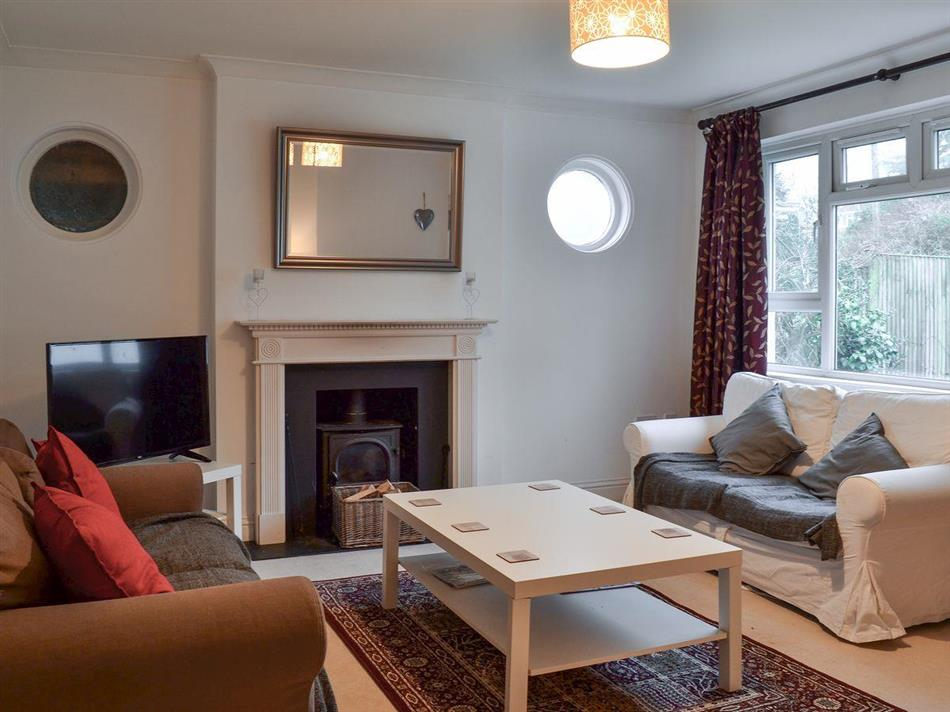 Living room in Waverley Reach, Hamble, near Southampton