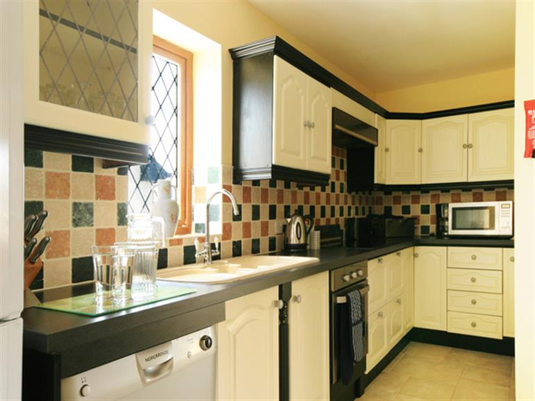 The kitchen in 8858, Borris In Ossory, County Laois
