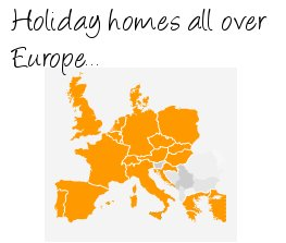 Find cottages and villas starting U - V