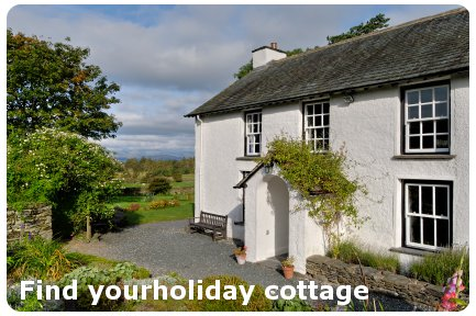 Find a holiday cottage near London
