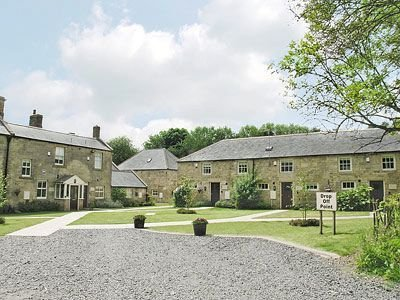 A choice of cottages at Bankhouse Farm Cottages