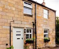 Brackenlea Cottage in Harbottle, Northumberland National Park