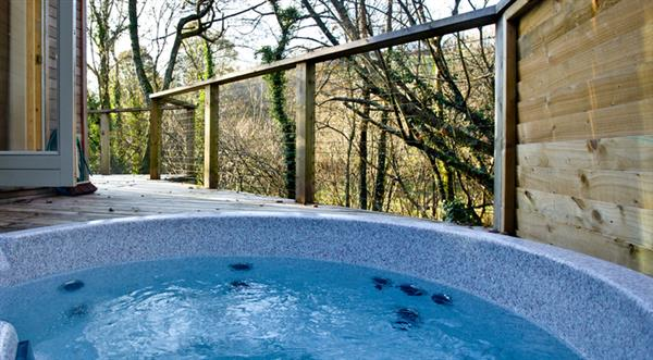 10 Stonerush Valley, Lanreath with hot tub
