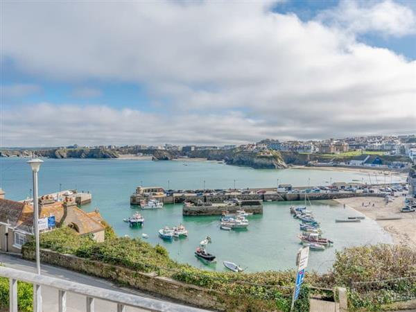 6 Harbour View, Newquay, North Cornwall