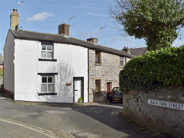 Albion Cottage, Clitheroe, Lancashire, Northern England