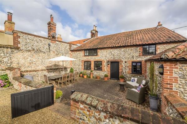 Angel Cottage, Great Walsingham, Norfolk