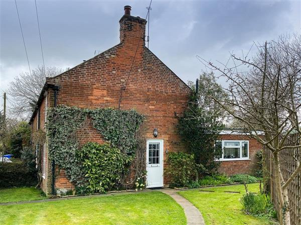 April Cottage, Clay Common, nr. Southwold, Suffolk