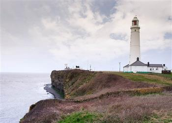 Ariel, Nash Point Lighthouse, Marcross