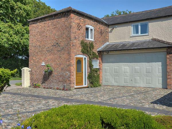Ash Cottage, Oscroft, nr. Chester, Cheshire
