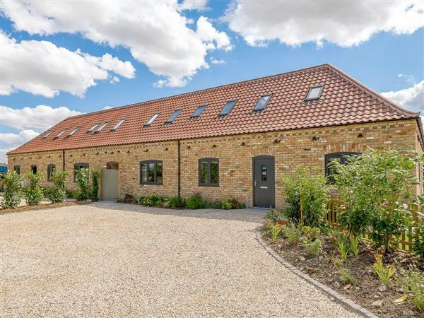 Ashlin Farm Barns - Holly Tree Barn, Lincolnshire