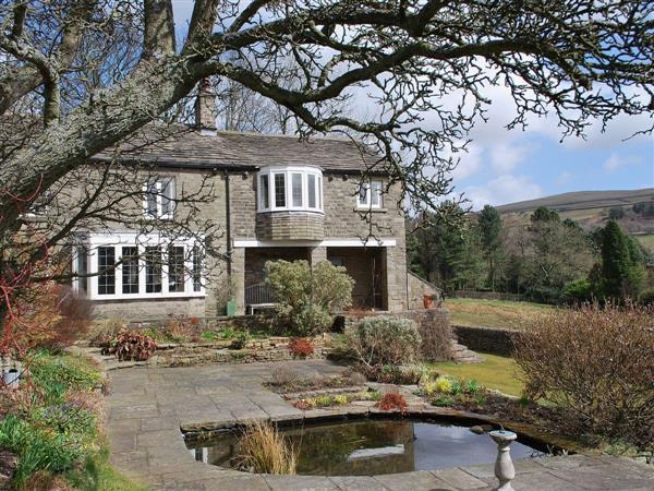 Ashton Cottage, Chinley, Derbyshire