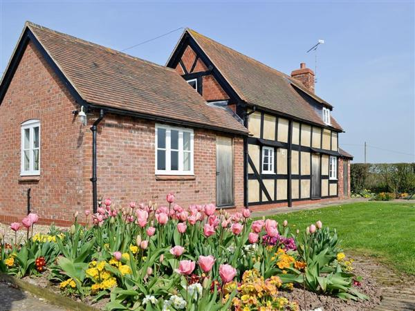 Bank Cottage, Rochford, Tenbury Wells, Worcestershire., Central England