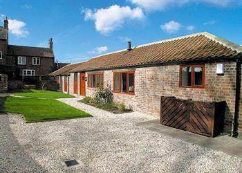 Barff House Farm Cottage, North Yorkshire