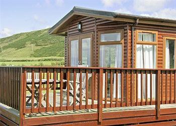 Beachfront Lodge, Muasdale, nr. Tarbert, Argyll