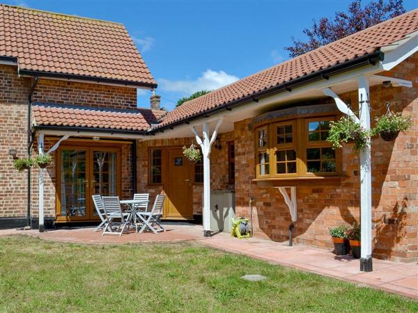 Boothby Cottage, Welton le Marsh, near Spilsby, Lincolnshire