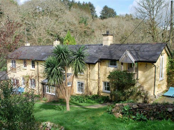 Bosanath Mill Cottage, Cornwall