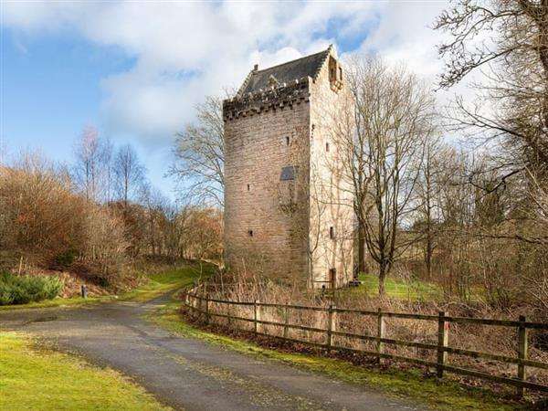 Braidwood Castle - Braidwood Castle, Braidwood, near Carluke, Lanarkshire