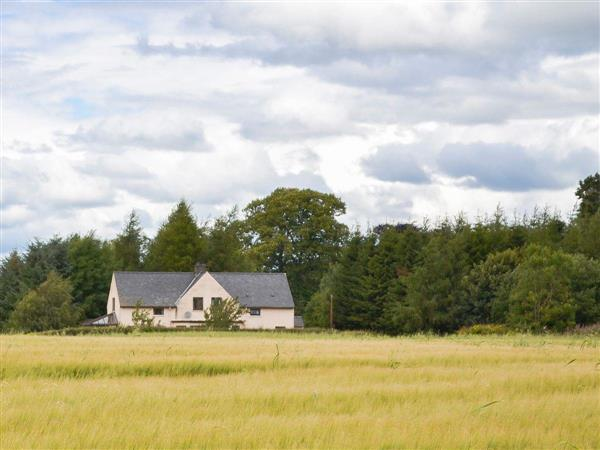 Bramble Cottage, Perthshire