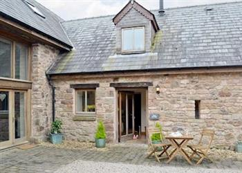 Bramble Cottage and Honey Cottage - Honey Cottage, Newland, nr. Coleford, Gloucestershire