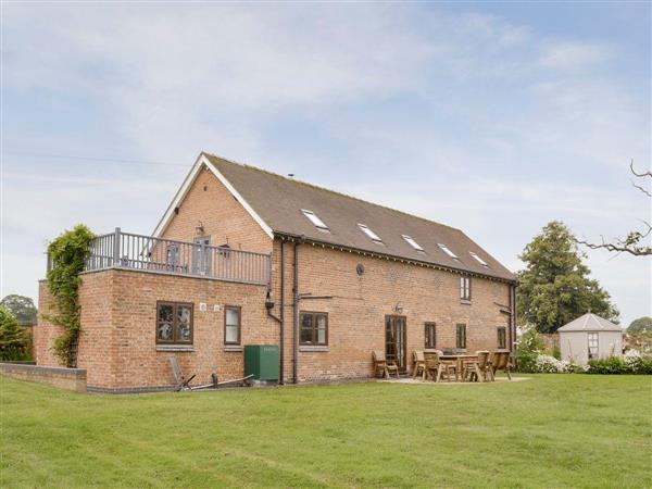 Buddileigh Farm, Betley, nr. Crewe, Cheshire